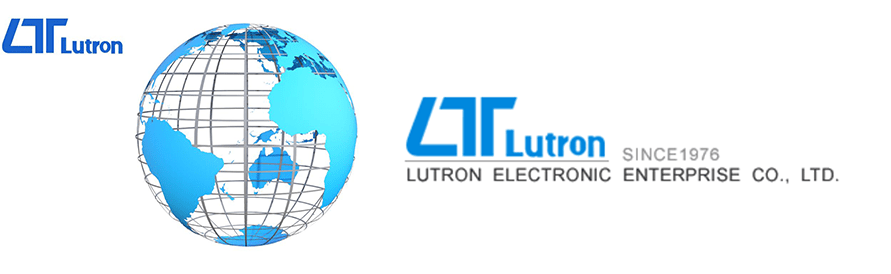 Lutron Electronic Enterprise Co, Ltd Banner
