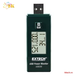 Usb ghi điện áp Extech USB200