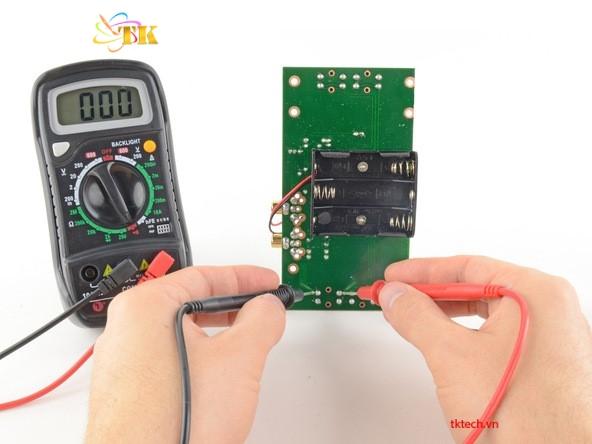 I. Cách sử dụng đồng hồ vạn năng đo liên tục 6