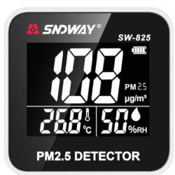 Máy đo chất lượng không khí SNDWAY SW-825