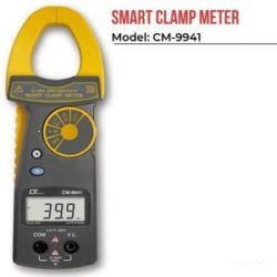 Ampe kìm Lutron CM-9941 đo dòng AC/DC 600A